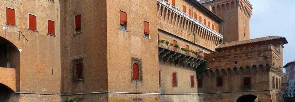 Il castello Estense di Ferrara … a pochi passi dai nostri alloggi